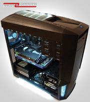 Эксклюзивный мощный игровой компьютер!