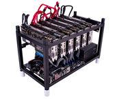 Новая майнинг-ферма на 6 картах GeForce GTX 1060/6GB